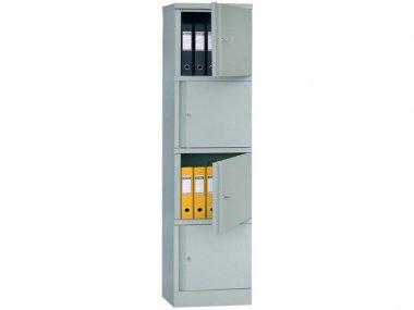 Рисунок №1 Шкаф для офиса АМ1845\4
