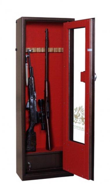 Рисунок №4 Оружейный сейф GG500LЕ