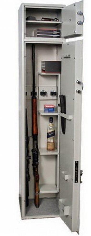 Рисунок №2 Оружейный сейф ШХО-1480Э2