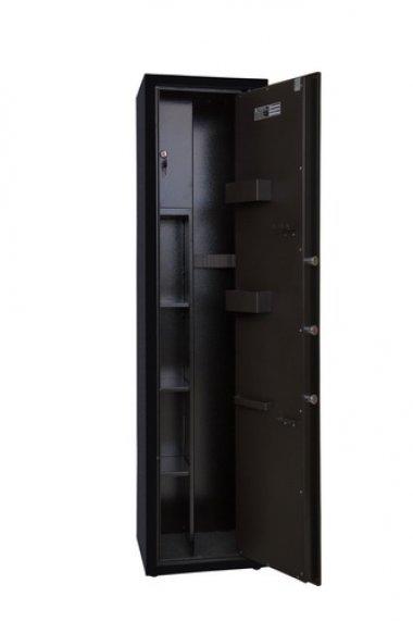 Рисунок №3 Оружейный сейф GS.140.E black