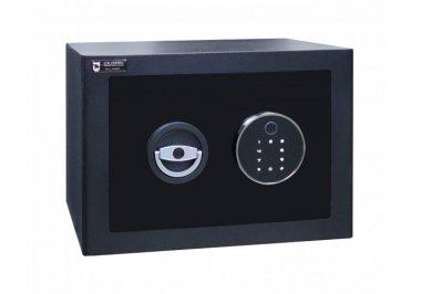 Рисунок №4 Сейф М.30.FP Black биометрический замок