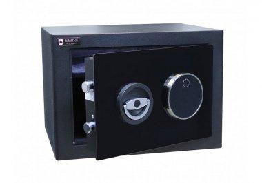 Рисунок №5 Сейф М.30.FP Black биометрический замок