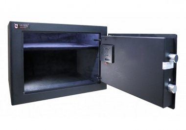 Рисунок №6 Сейф М.30.FP Black биометрический замок